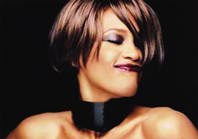 Whitney Houston celebridades fotos