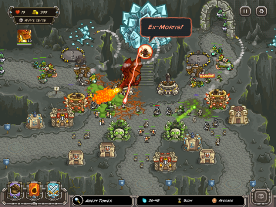 online save slot kingdom rush frontiers