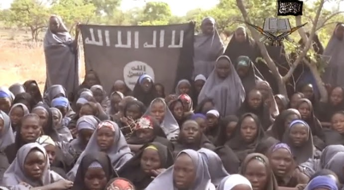 chibok girls picturees