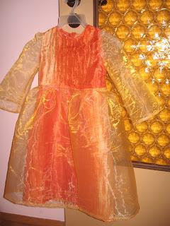sukienka balowa dla dziewczynki
