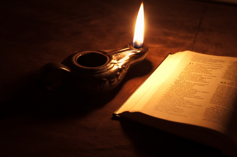 The Bridegroom Cometh: Is Your Lamp Lit?
