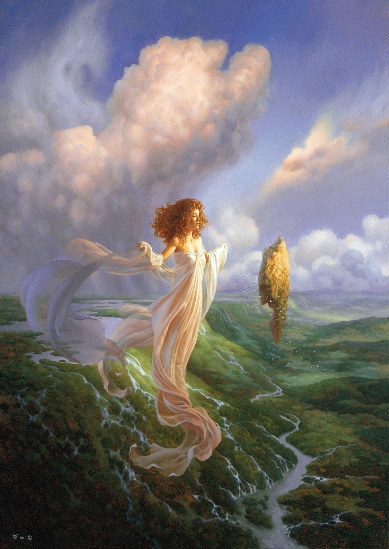 Christophe Vacher Mistress of the Winds