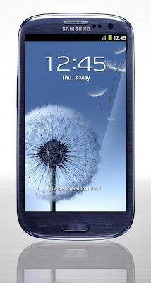 Samsung Galaxy S III I9300 Harga dan Spesifikasi