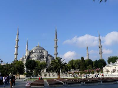 mezquita azul sultanahmet camii estambul