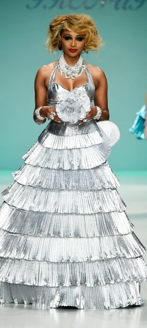 Betsey Johnson Runway