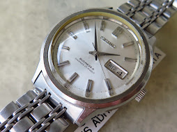 SEIKO BUSINESS A - DIASHOCK - AUTOMATIC 8306 9030