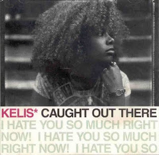 KELIS - CAUGHT OUT THERE (SINGLE CD) (1999)