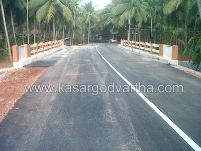 Arattukadavu, Road Bridge, Inauguration, Uduma, Inauguration, Kasaragod, Kerala, Malayalam news, Kasargod Vartha, Kerala News, International News, National News, Gulf News, Health News, Educational News, Business News, Stock news, Gold News