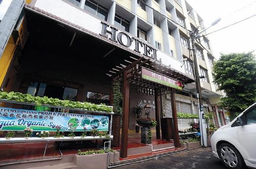 Di Pandang Pada Struktur Luaran Hotel Ini Sama Seperti Bajet Lain Namun Ramai Tidak Tahu Tengah Bandar Batu Pahat Johor Itu Menjadi
