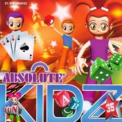 Absolute Kidz Vol.35 Frente Download – Absolute Kidz Vol.35 (2013)