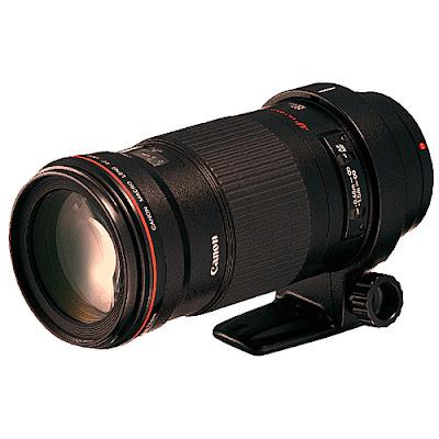 Canon 180 mm macro lens
