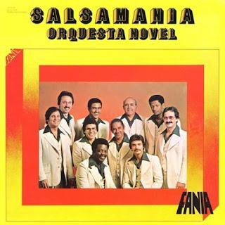 orquesta novel salsamania