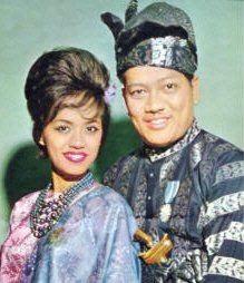 P Ramlee dan Saloma