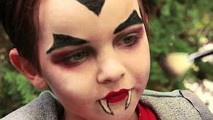 Halloween, Maquillaje Niños