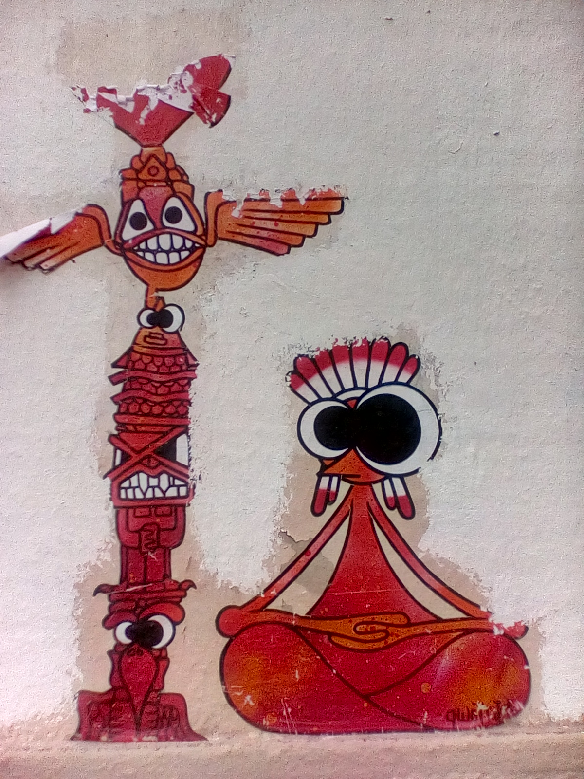 Paris grafity