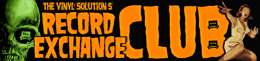 The Vinyl Solution's Record Exchange Club (English)