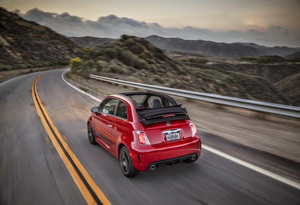 Fiat 500 Abarth Extrior Review