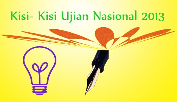 Search Results for: Kisi Kisi Soal Ujian Nasional Sdmi Tahun 2013