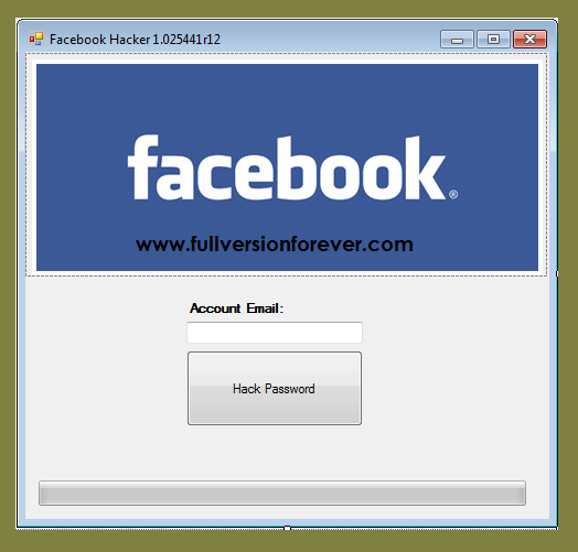 hacker facebook account password full version