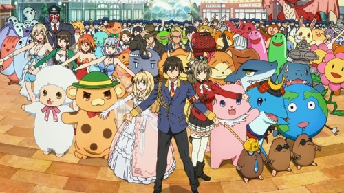 Amagi Brilliant Park BD Episode 1 - 13 [END] Subtitle Indonesia