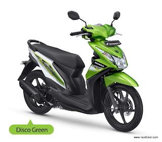Harga sepeda motor Honda Beat FI Injeksi