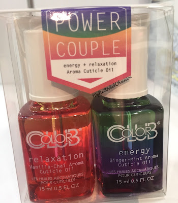 CosmoProf 2015: Color Club
