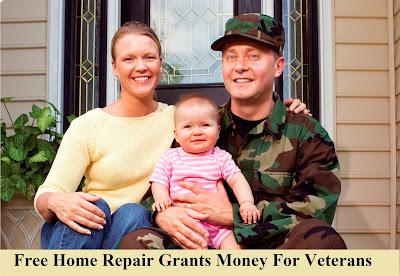Free Home Repair Grants Money For Veterans