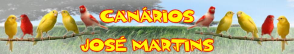 CANÁRIOS JOSÉ MARTINS