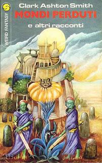 Mondi perduti e altri racconti, ed. MEB, 1979, copertina