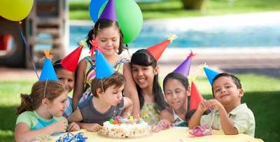 Como organizar la fiesta infantil de  tu niño (a)