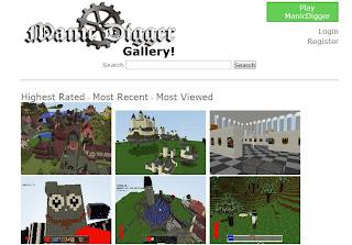 manic digger user gallery