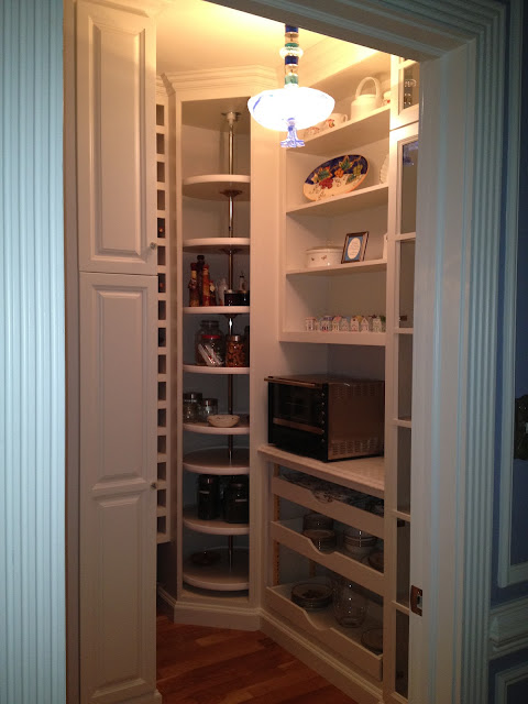 Walk in pantry why or why not for Walk in pantry