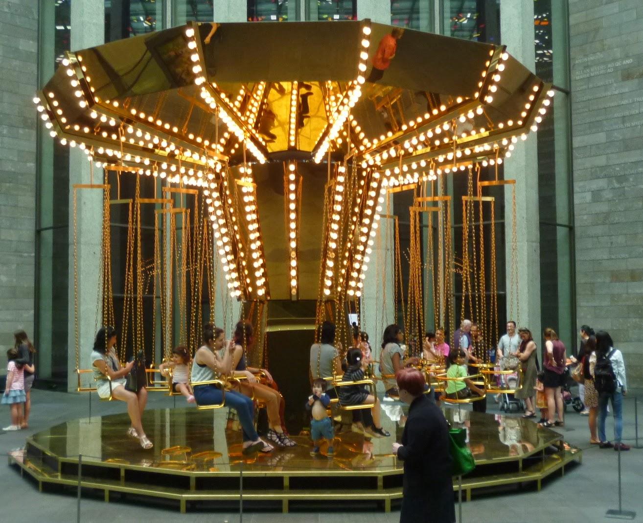NGV Carousel