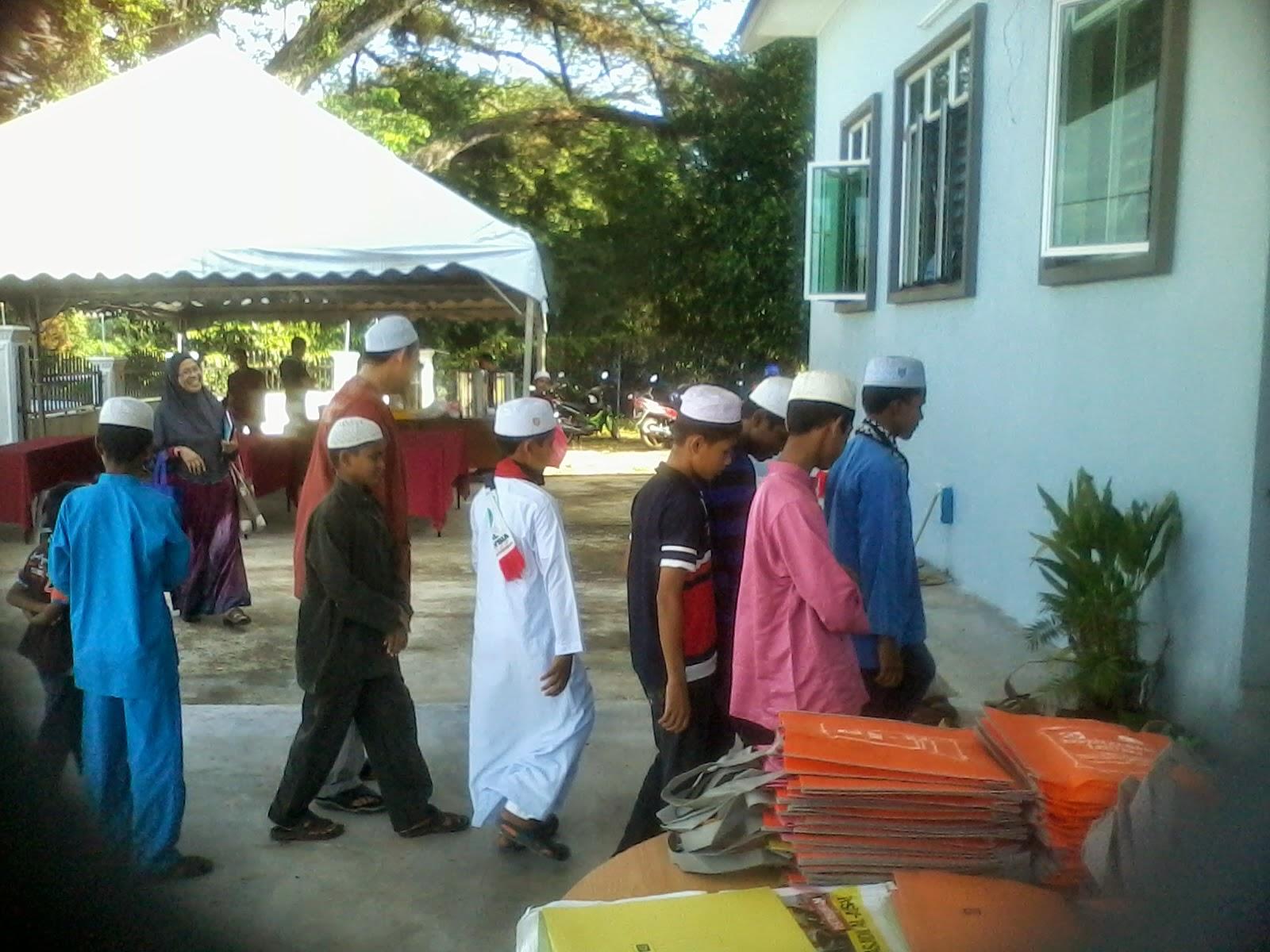 Sekitar Perhimpunan Penggerak Melayu TERAS kali ke 16