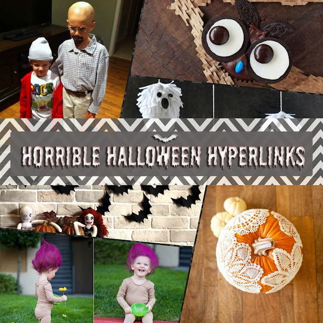 horrible halloween hyperlink, halloween ideas, halloween diy, halloween projects, halloween food, halloween costumes, spooky season ideas