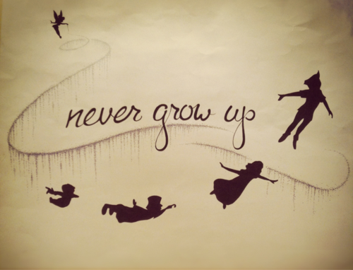 my peter pan quote tattoo quotes about growing up peter panQuotes About Growing Up Peter Pan