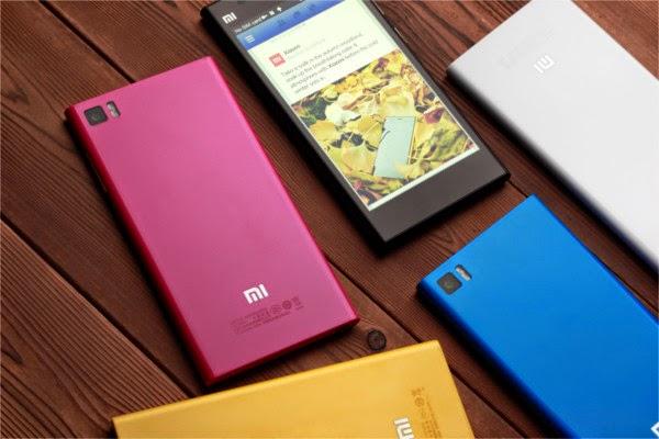 Xiaomi Colorful Design