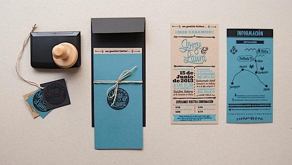 Inspirasi Desain Undangan Pernikahan Unik Kreatif Alul Stemaku