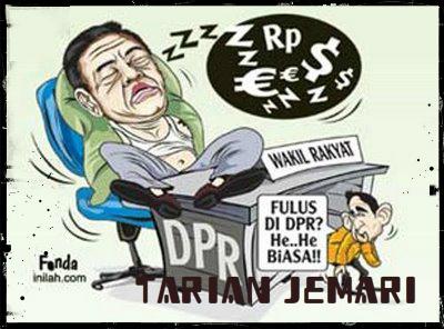 Sketsa Humor, Wakil Rakyat