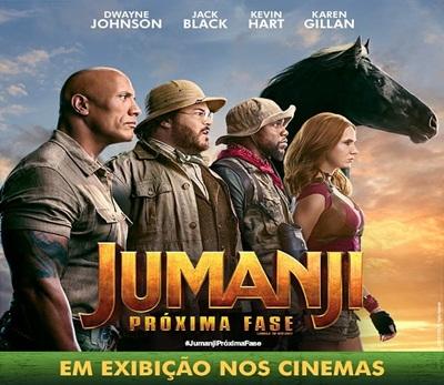 Em cartaz nos Cinemas!
