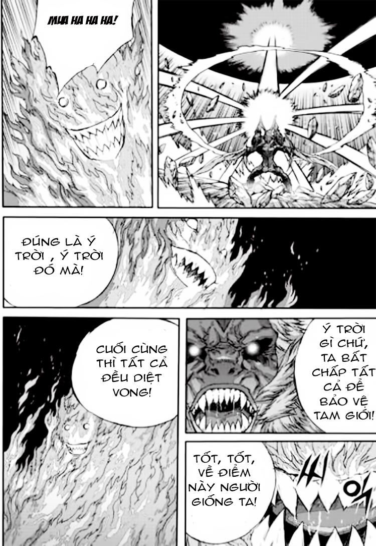 King of Hell – Diêm Đế chap 377.e – End Trang 8