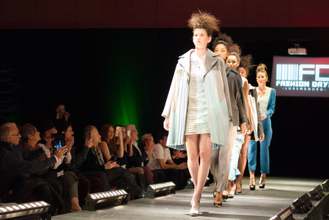 Fashion Days Luxembourg Enora Hiernaux