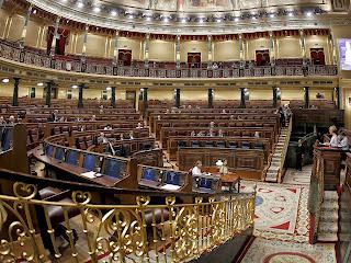 Pleno-Congreso-vacío-Política-Mayúsculas-CEOE