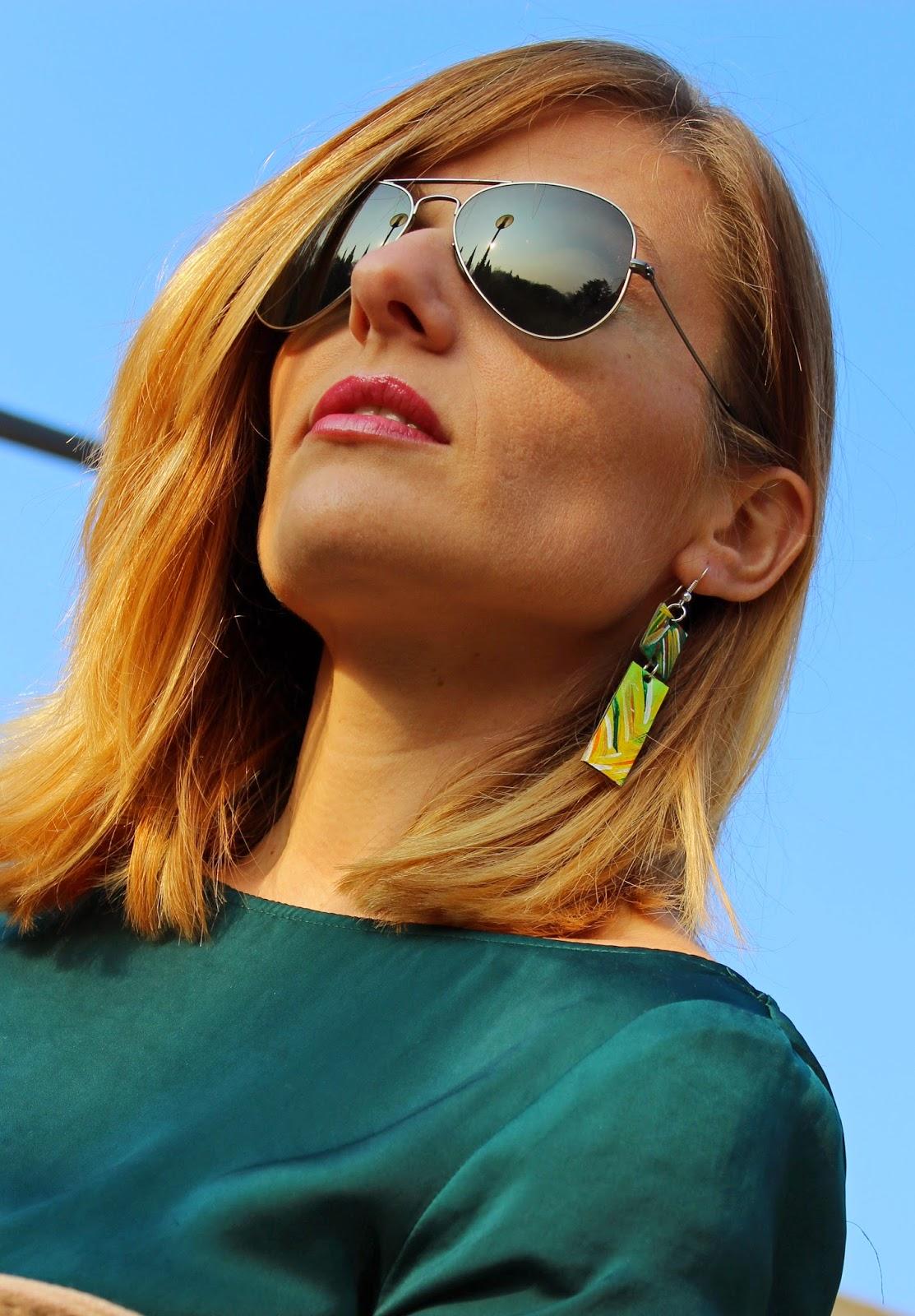 Eniwhere Fashion - Beo | Beo - Orecchini Gioielli di Carta