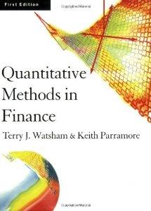 Quantitative methods book