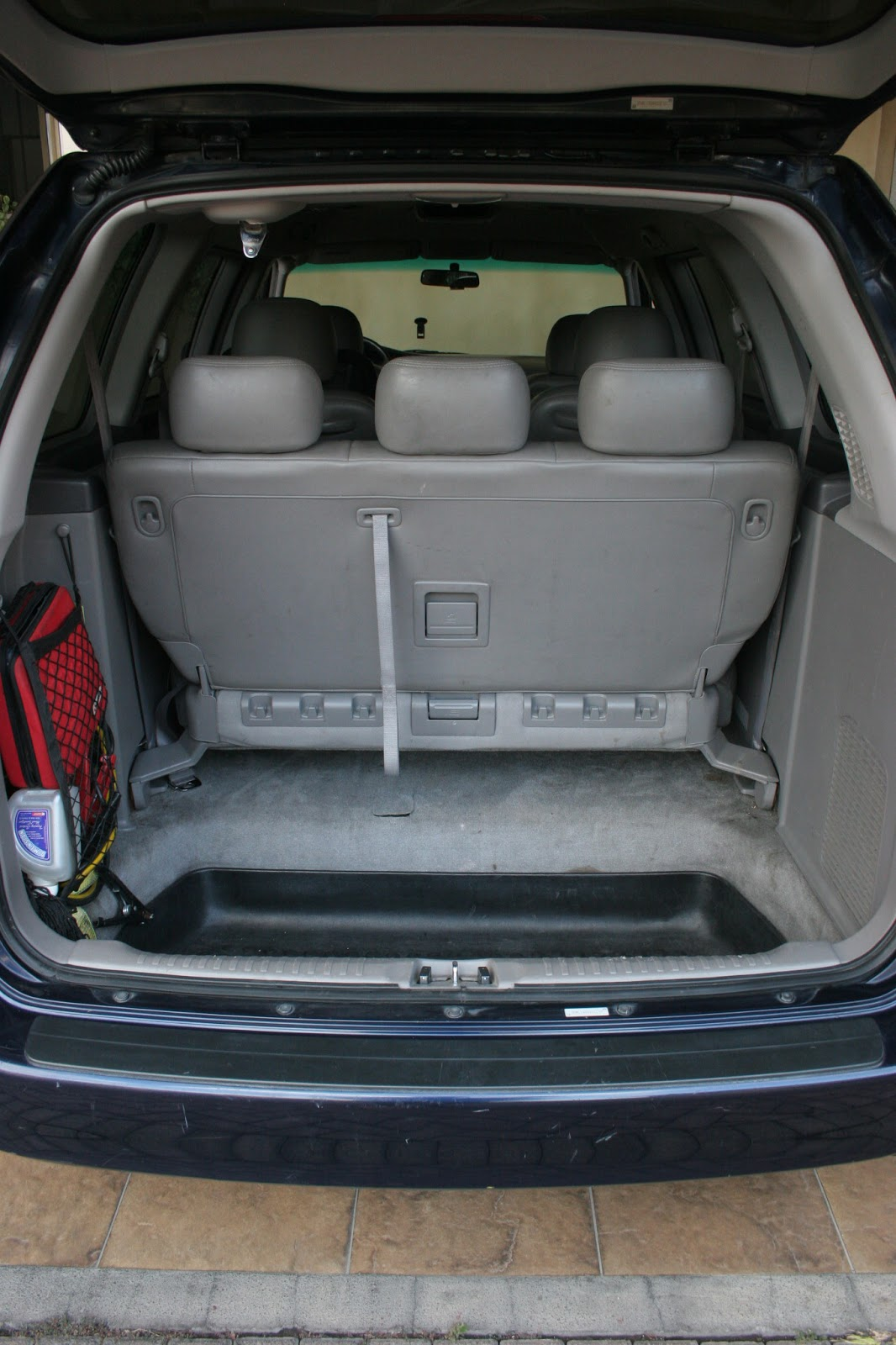 2004 honda odyssey ex l minivan 100 000 miles rubesh for Honda odyssey seating