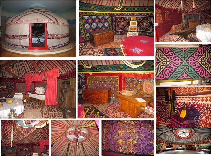 Kazak Çadırı