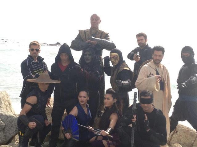 Primera foto del elenco de Mortal Kombat: Legacy 2
