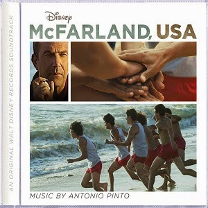 McFarland USA Soundtrack Antonio Pinto