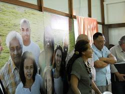Premiacion 2012 de  REDAFU